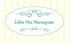 Little Miss Monogram Logo (2)