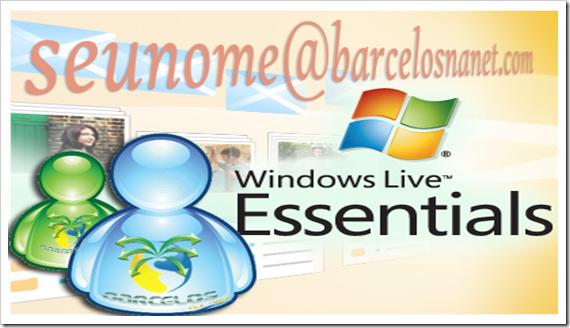 Barcelos na NET agora é Provedor de E-mail para você que é Barcelense de coração.