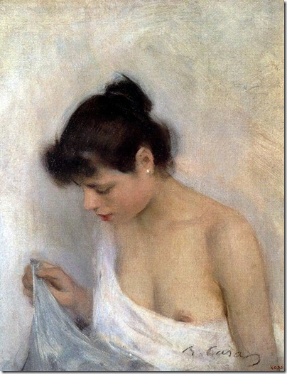 ramon casas i carbo_Estudio 1