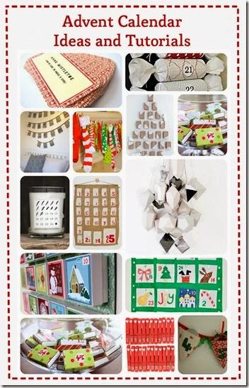 Diy Calendar Uk : Diy advent calendars make and fable