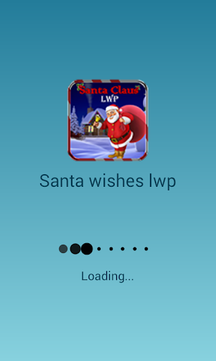 Magical Santa Claus Live wp