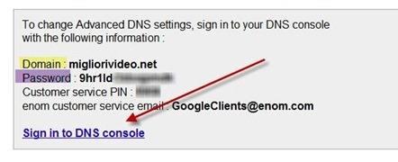 Creare dei sottodomini di un dominio personalizzato di