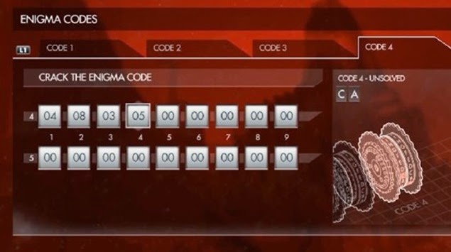 Wolfenstein: The New Order ? Enigma Code Lösungen & Bonus-Modi Guide