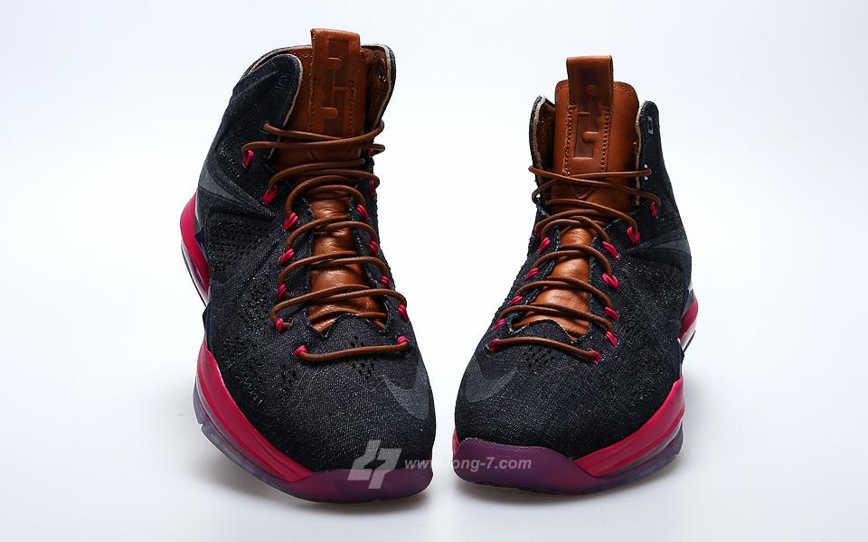 competitive price ced39 ac76a Nike Sportswear8217s LeBron X EXT Denim QS 8211 Release Date ...