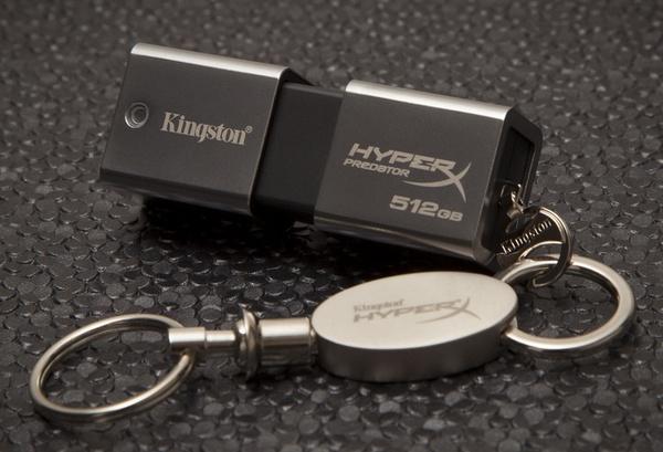 Kingston DataTraveler HyperX Predator CES 2013