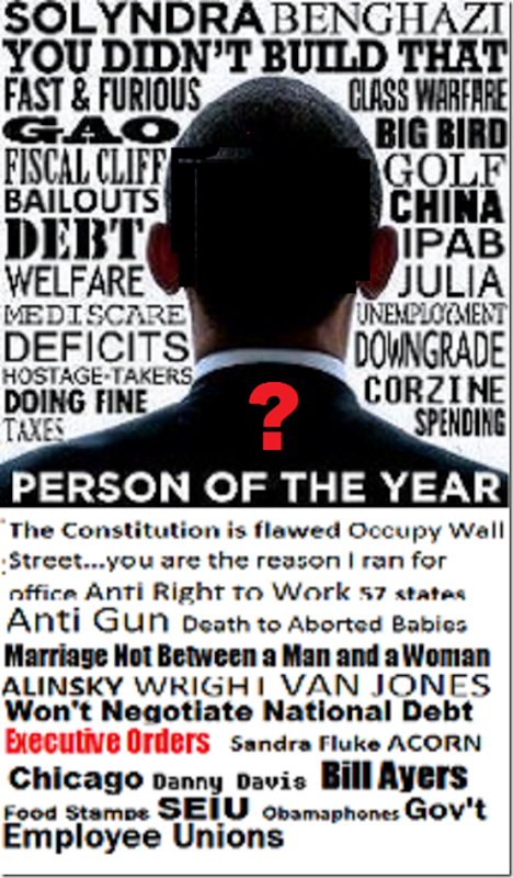 Person of the year question