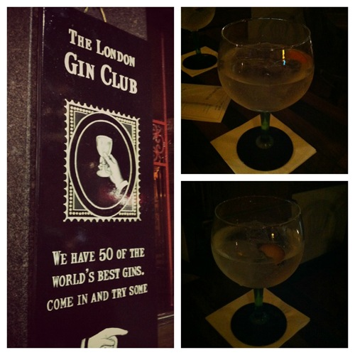 London Gin Club