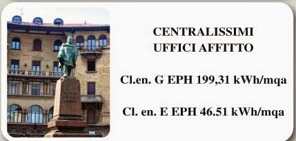 Bergamo affitto uffici rotonda dei Mille