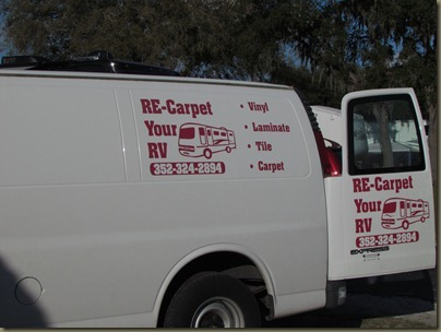 eric at re carpet your rv