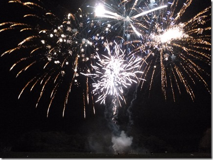 Wistaston Fireworks Display