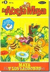 P00005 - La abeja Maya #5