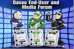 Davao End-User and Media Forum by Western Digital