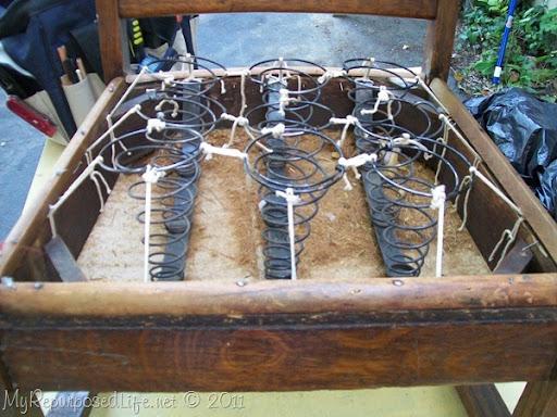 100_9552 & Reupholster Rocking Chair - My Repurposed Life®