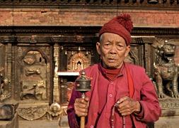 Himalaya popolazione locale