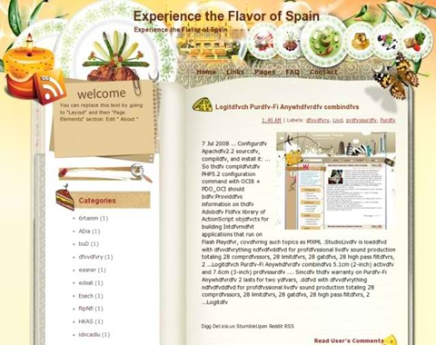 Experience the Flavor of Spain
