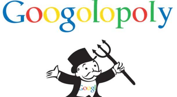 google is in pain, google is closed source, google monopoly of information is destroyed