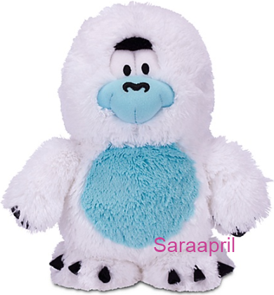 Yeti Penguin Plush Toy :)