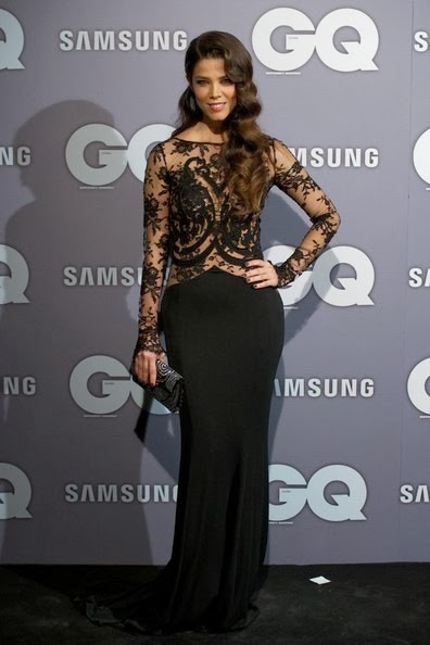 Juana Acosta attends the GQ Men Of The Year Award 2013