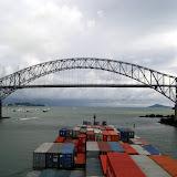 Panama Canal - Bridge of the Americas