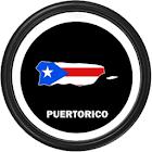 Puerto Rico Clock Widget icon