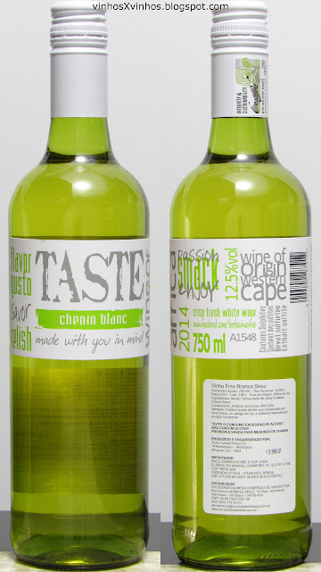 Taste Chenin Blanc