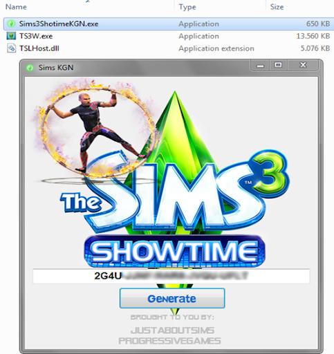 the sims 3 generations crack keygen