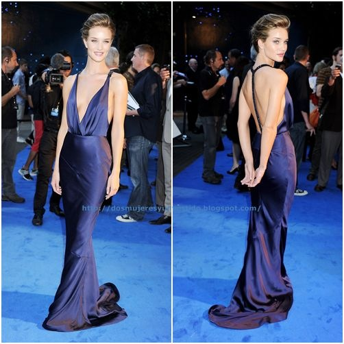 Rosie Huntington-Whiteley 'Transformers Dark of the Moon' Premiere, London 26th July 2011 2