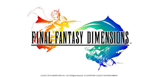 FINAL FANTASY DIMENSIONS 1.0.2