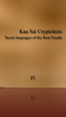 Kau Sai Cryptolects Cover