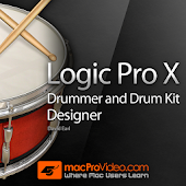 Logic Pro X Drummer & Drum Kit