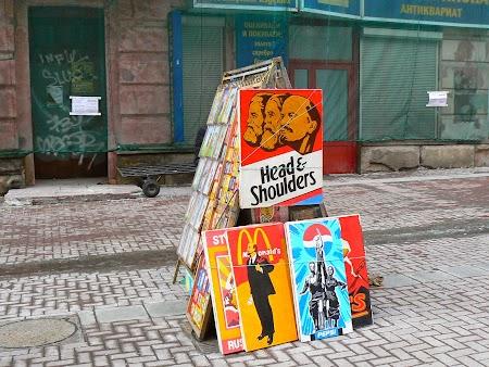 Circuit Rusia:  Suveniruri din Moscova