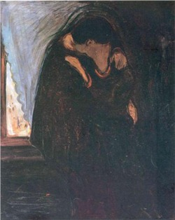 edvard munch kiss
