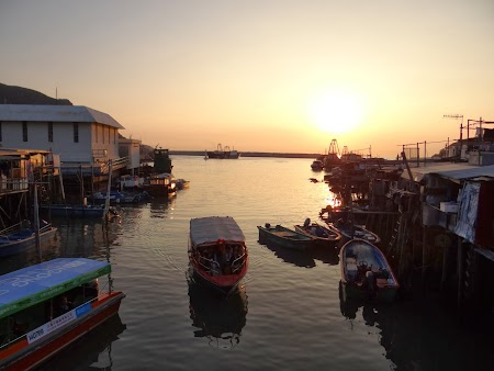 Apus de soare Lantau