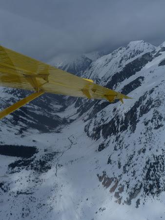 Zbor peste Canada cu hidroavionul