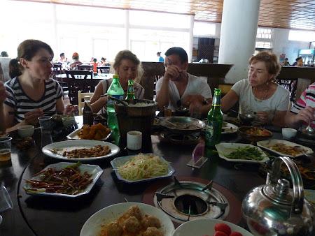 Restaurant chinezesc pentru localnici