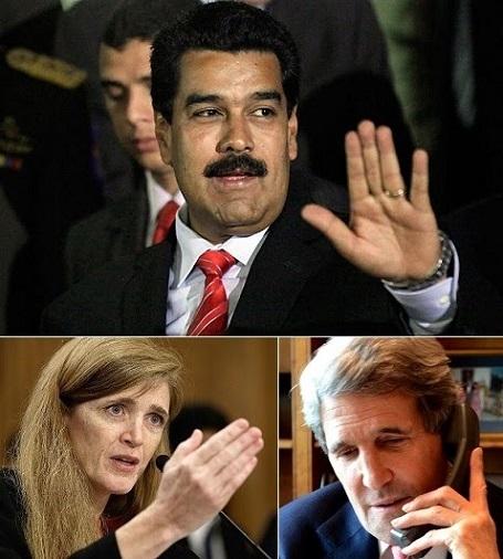 Venezuela ends talks with the U.S.