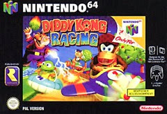 Diddy Kong Racing Capa