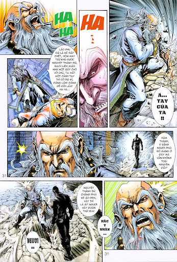 Tân Tác Long Hổ Môn Chap 230 page 30 - Truyentranhaz.net