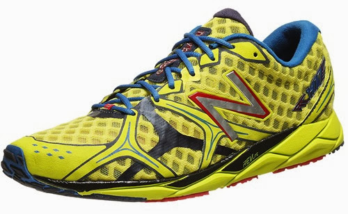 Womens New Balance Running Shoe With Crush Sole Review
