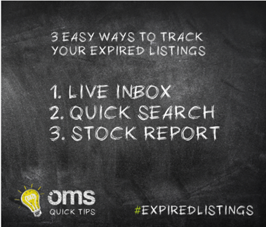 oms-quicktip3 expired listings