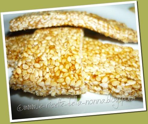 Barrette di semi di sesamo e zucchero di canna (11)
