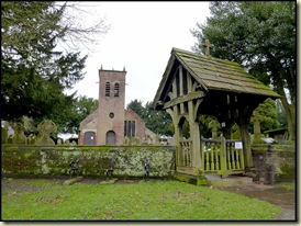 St Werburgh's Church, Warburton (old)