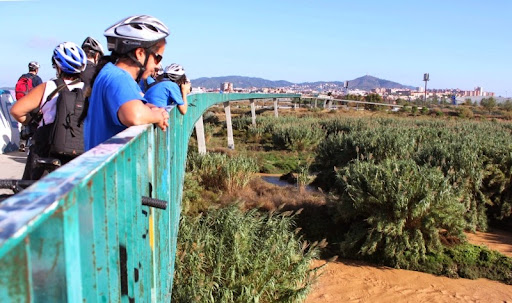 Parc riu Llobregat BlogtripAMB.JPG