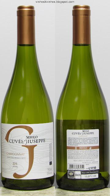 Cuvée Giuseppe Chardonnay