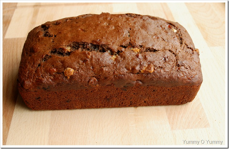 Chocolate - Banana Bread