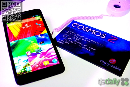 Cherry Mobile Cosmos Z