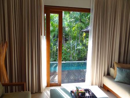 Hotel Sea Sand Sun Pattaya: Vedere din camera