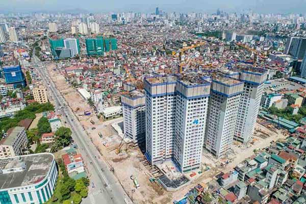 Dự án 423 Minh Khai
