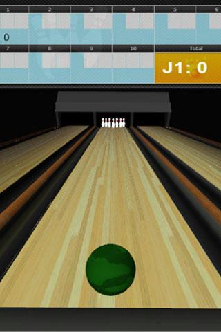 Bowling Games- screenshot
