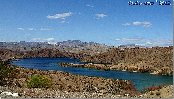 Road trip to Laughlin, Nevada-Not to gamble